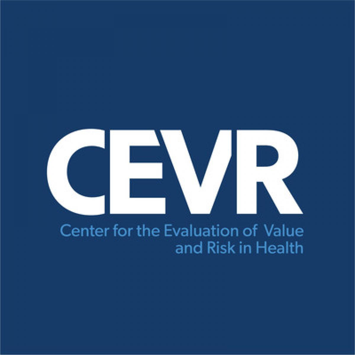 Logo for Center for Evaluation of Value and Risk in Health (CEVR)